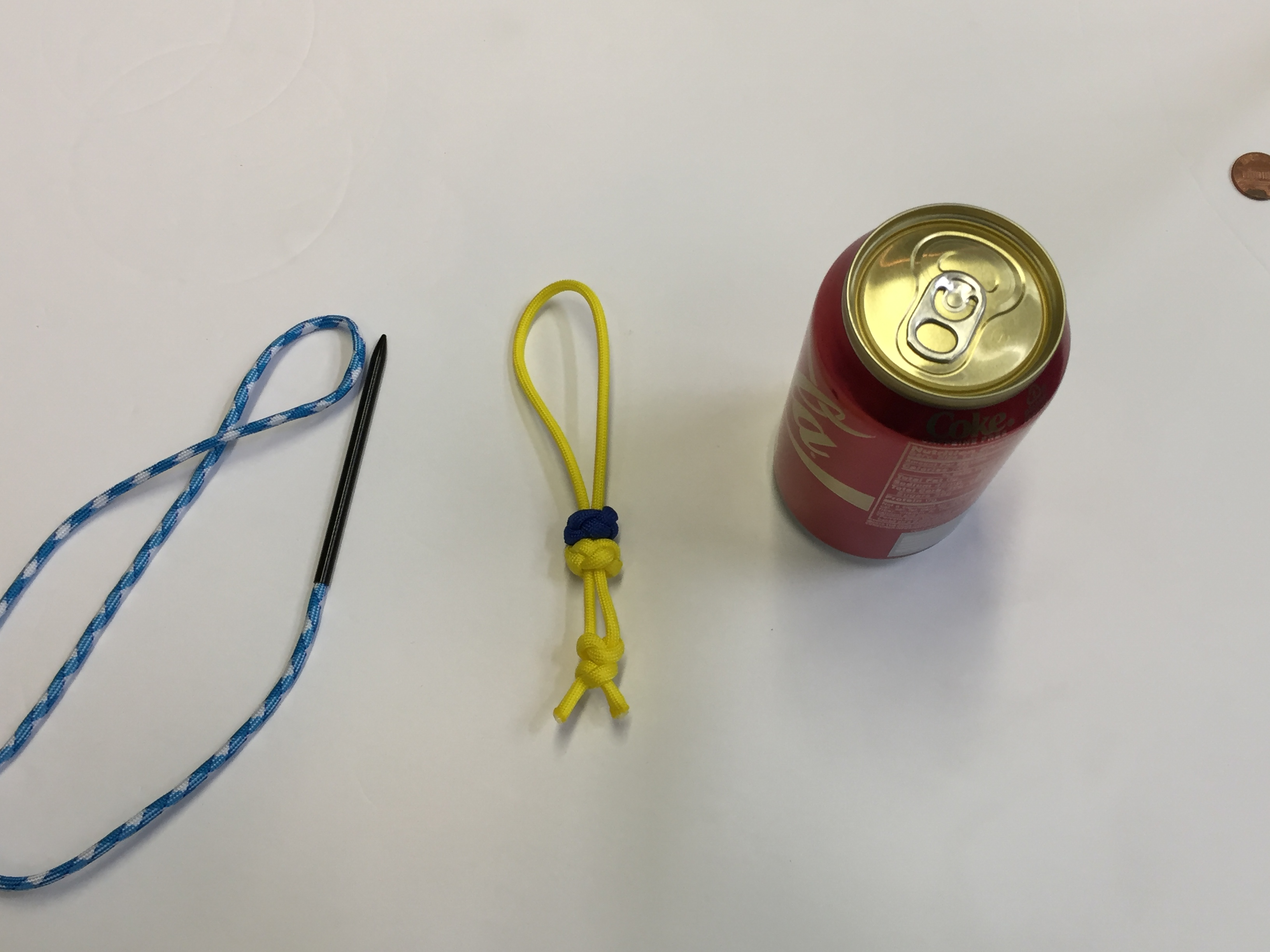 Paracord koozie 1 wild wolf pack for Paracord koozie how to make